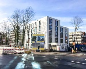 Campus Quartier Dresden ABW Real